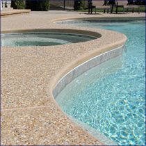 Central Pools And Spas Pool Deck Amp Patios Exposed